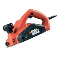 CEPILLO CARPINTERO ELECTRICO BLACK&DECKER KW712
