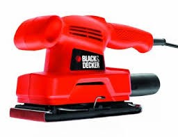 LIJADORA ORBITAL KA 300 BLACK&DECKER