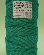 CUERDA NYLON 6MM VERDE