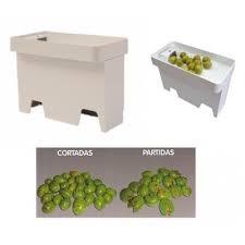 robito oliva para aceitunas electrica