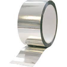 cinta aluminio 50mmx10 mtrs
