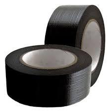 cinta americana negra 50mm 50mtrs
