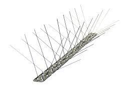 pincho palomas metalico 1mtrs