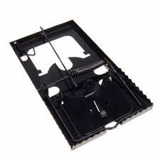 trampa metalica para ratones 9x16cm