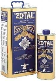 zotal desinfectante 205ml