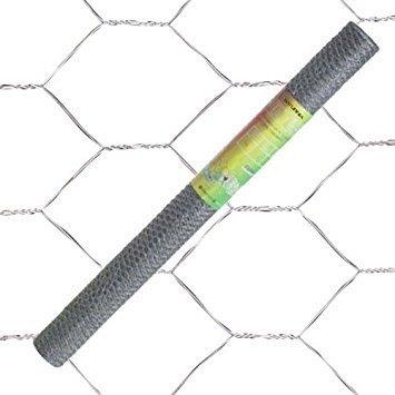 enrejado triple torsion 13mm 1mtrs longitud 10mtrs