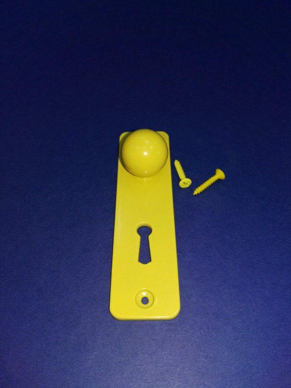 tirador 11.2cm amarillo ref 0222
