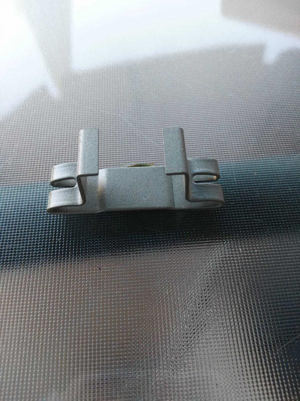 soporte para guia klein 28mm de carril