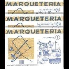 CUADERNOS MARQUETERIA