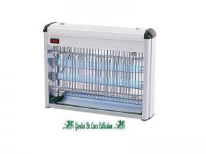 matainsectos electrico 30w aluminio