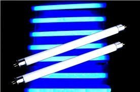 tubo fluorescente matainsectos 20w
