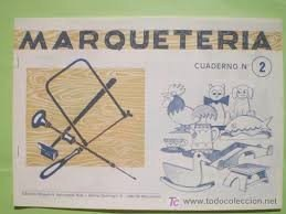 cuaderno marqueteria n2 animales