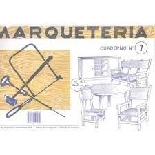 cuaderno marqueteria n7 sillas