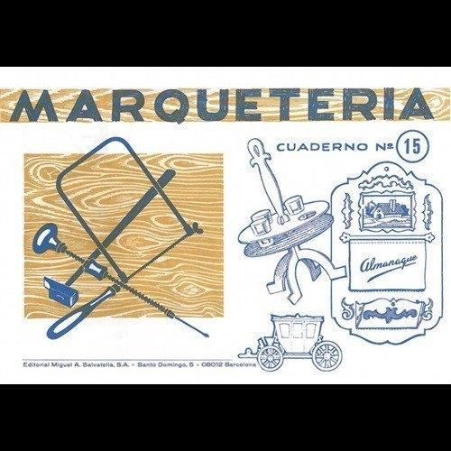 cuaderno marqueteria n15 almanaque