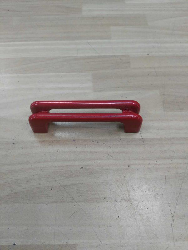 tirador 8cm rojo ref 0204
