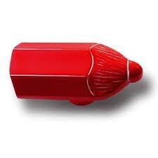 tirador 4cm rojo ref 0202