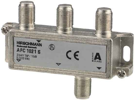 derivador antena metalica 1entrada 3 salidas