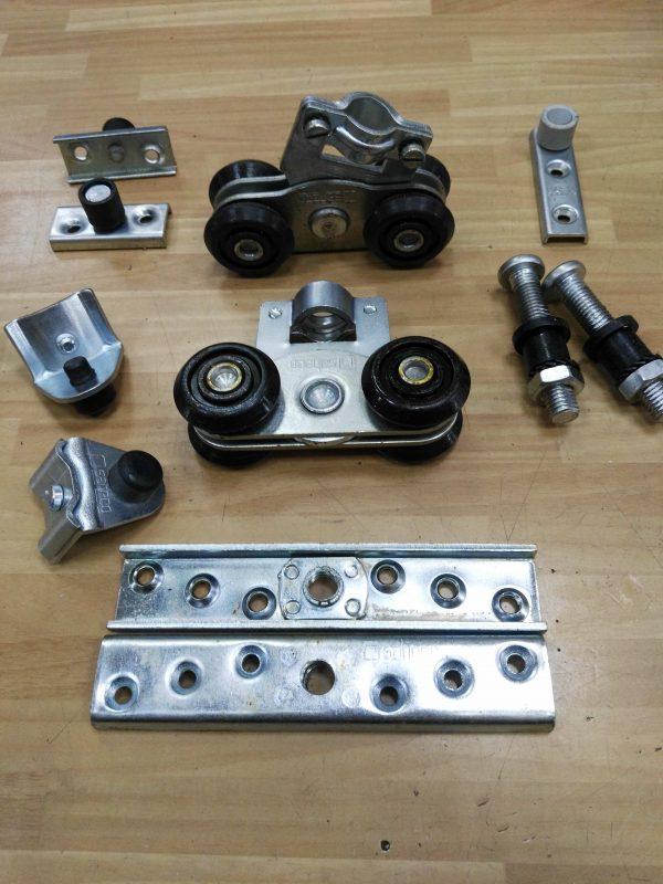 juego rodamiento klein rueda 4cm