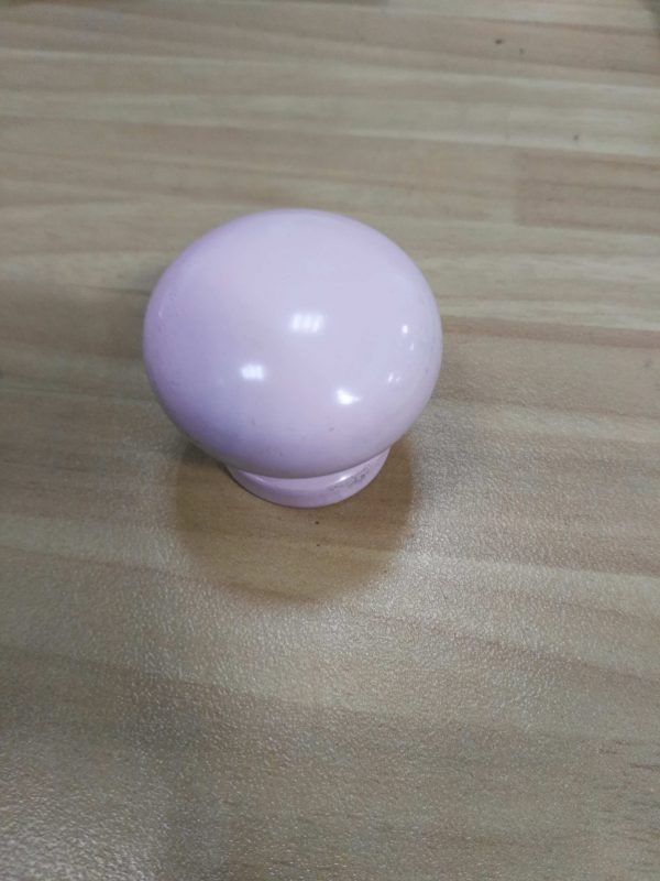 tirador 4cm rosa ref 0189