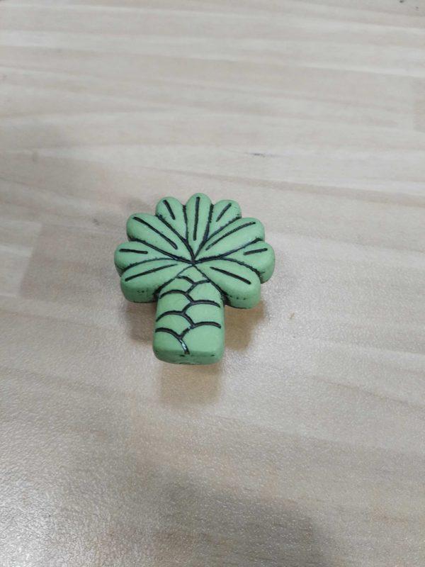 tirador 4cm verde ref 0220