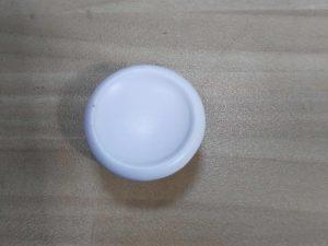tirador 3cm blanco ref 0181