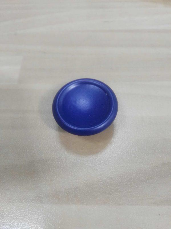 tirador mueble 3cm azul ref 0243