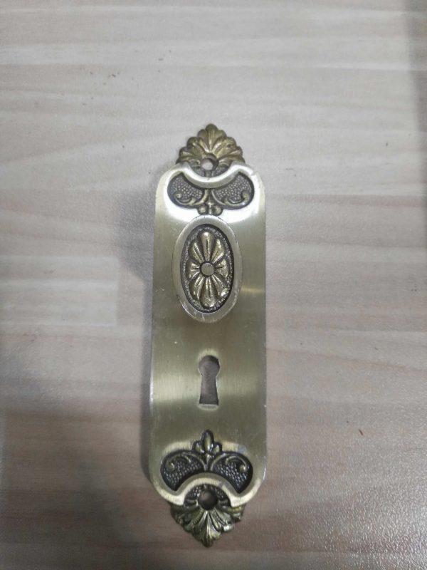 tirador mueble 13.5cm vintage ref 0123