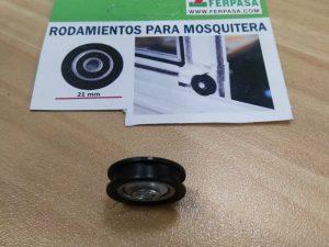 rodamiento mosquitera unidad
