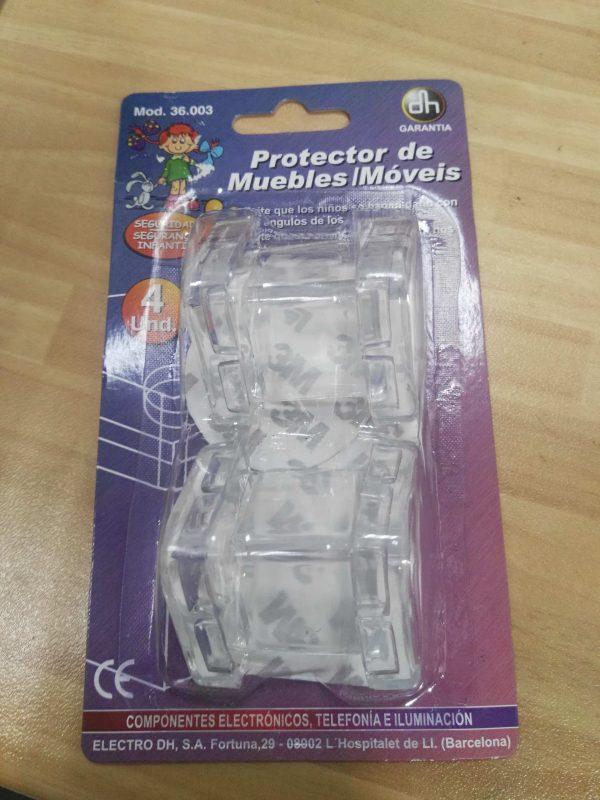 protector muebles silicona 4udes