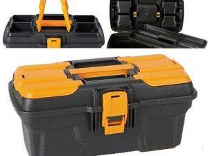 caja herramientas plastico brixo 434x239x194mm