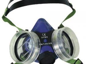 mascarilla buconasal doble s/filtro 9200