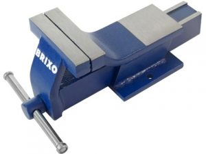 tornillo de banco fijo 125mm brixo