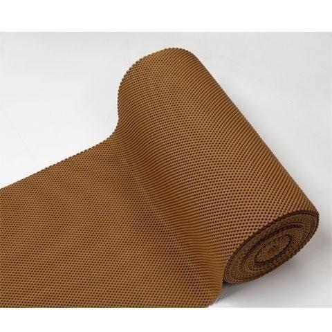 alfombra blanda 0.65cm chocolate metreada
