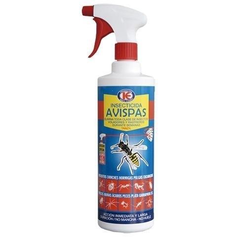 insecticida anti avisperos pulverizador 1 litro